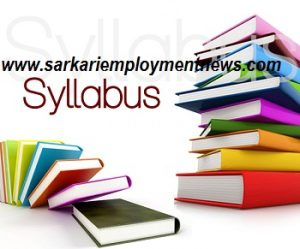 DMRC Maintainer Syllabus