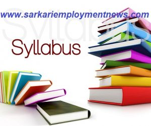 AIIMS Delhi Nursing Officer Syllabus