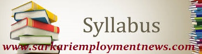ECIL Junior Technical Officer Syllabus