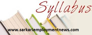 UPSSSC Technical Assistant Syllabus