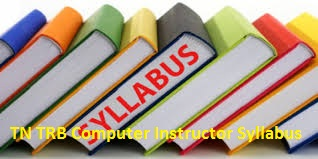 TN TRB Computer Instructor Syllabus