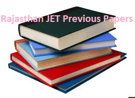 Rajasthan JET Previous Papers
