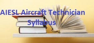 AIESL Aircraft Technician Syllabus
