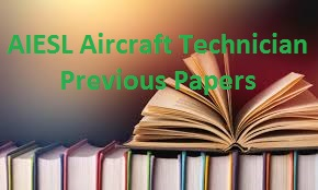AIESL Aircraft Technician Previous Papers