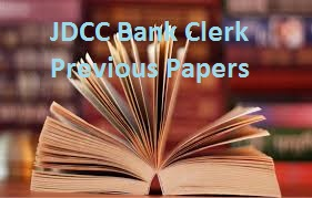 JDCC Bank Clerk Previous Papers