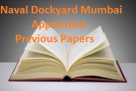 Naval Dockyard Mumbai Apprentice Previous Papers